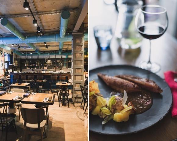 """Место есть: обзор ресторана """"15 Kitchen+Bar"""""""