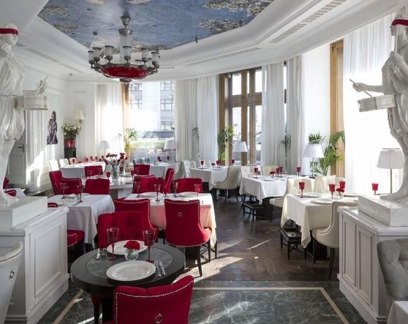 10 ресторанов Москвы для идеального предложения руки и сердца