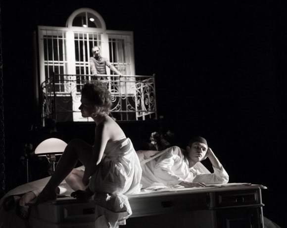 Театральный обзор: Мастер и Маргарита в Студии театрального искусства С.Женовача