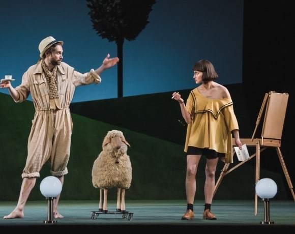 Театральный обзор: спектакль «Апельсины & лимоны» в театре им. Пушкина