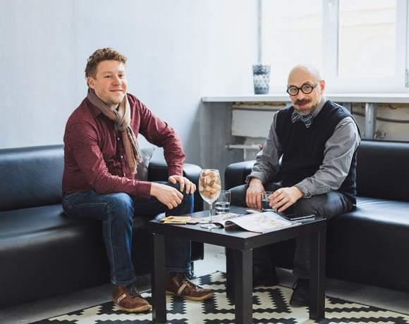Интервью: Тимур Булатов, совладелец и идейный вдохновитель винного бара «Brookwin»