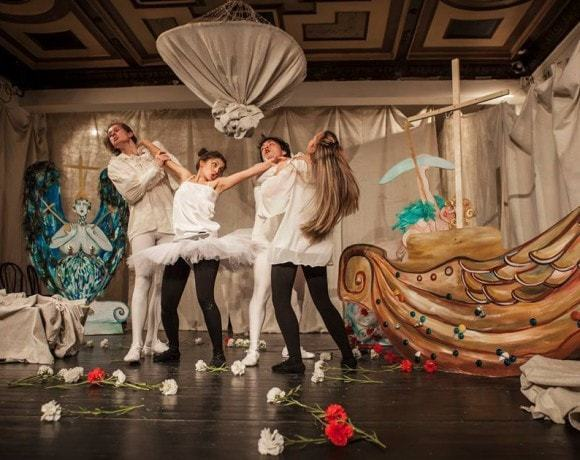 Театральный обзор: «Optimus Mundus» в Боярских палатах СТД РФ