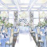 Свадебный эскиз