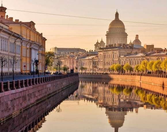 Санкт-Петербург: окультуриться за 1 день