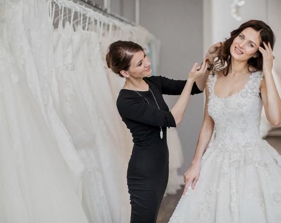 Идеальные свадебные платья и где они обитают: 6 лучших салонов, по мнению невест