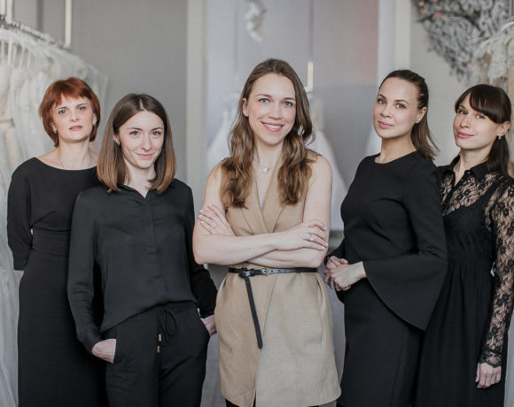 Интервью с Екатериной Акишиной, основателем свадебного салона «Ваниль»