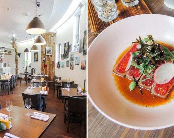 Место есть: обзор японского кафе Corner Cafe&Kitchen
