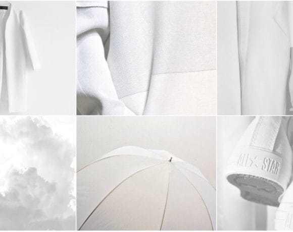 Как носить белую одежду и не быть похожей на античную статую