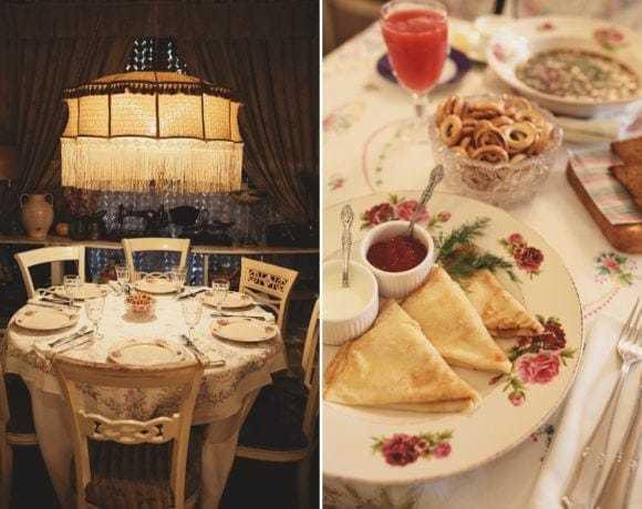 Место есть: обзор ресторана «Мари Vanna»