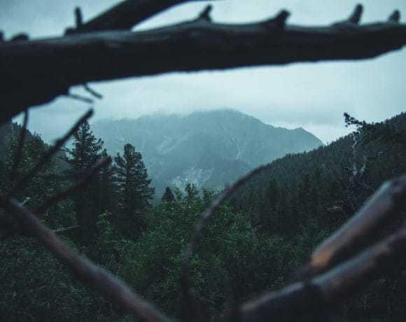 Мрачные Саяны. Мистика Южной Сибири
