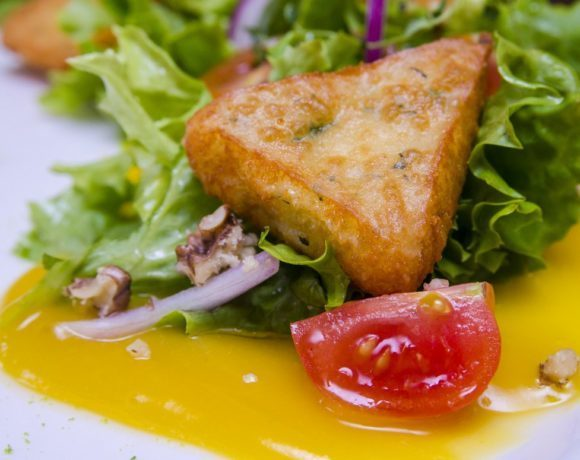 Введение в эногастрономию: летнее меню ресторана Cabernet