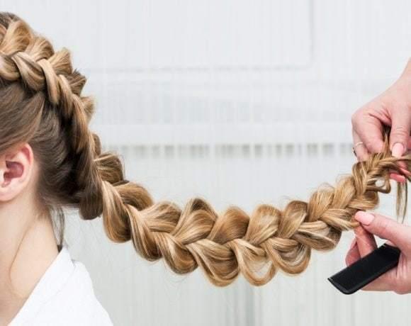 6 вариантов заплести косы этой весной