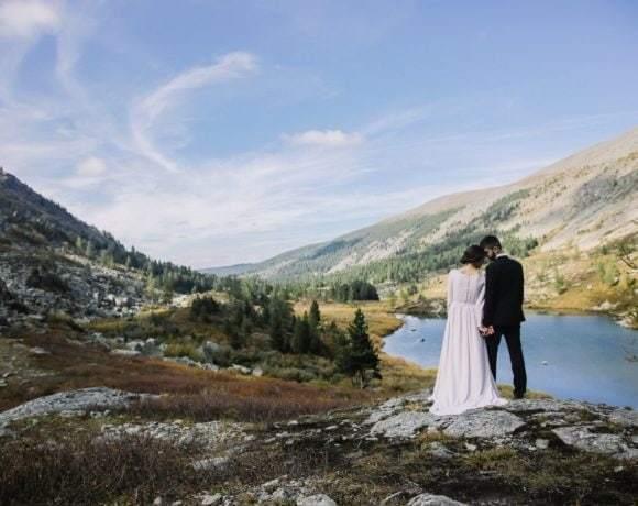 Свадьба на Алтае — все трудности организации