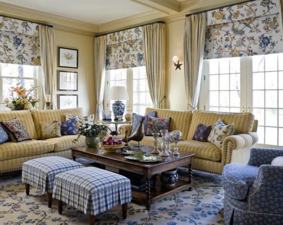 5 трендов в текстильном орнаменте