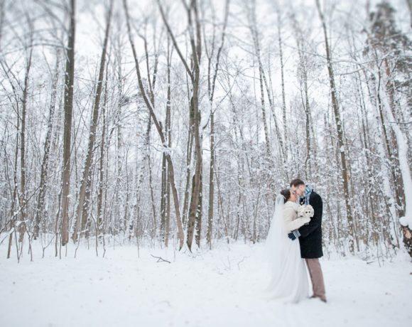 6 идей для уютной зимней свадьбы
