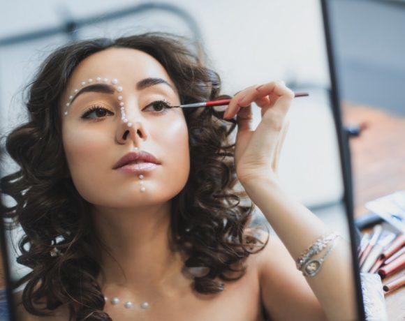 Не на подиум, а в жизнь: креативный макияж