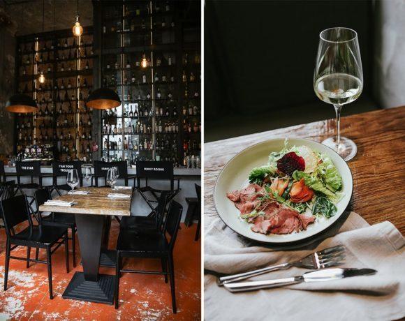 Место есть: обзор ресторана Carne/Vino