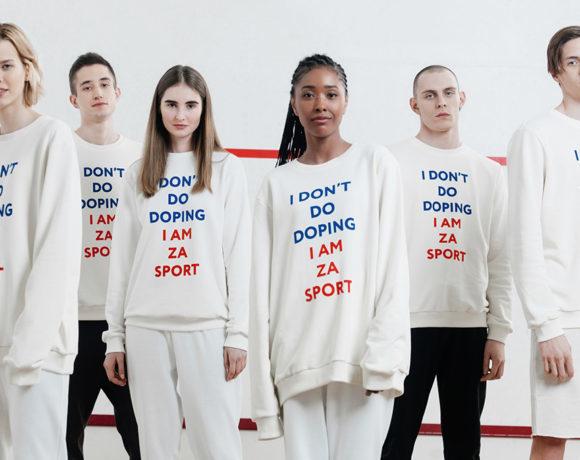 ZASPORT показали новую форму олимпийской сборной