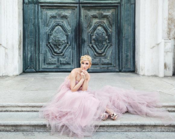 Весь цвет российской свадебной моды