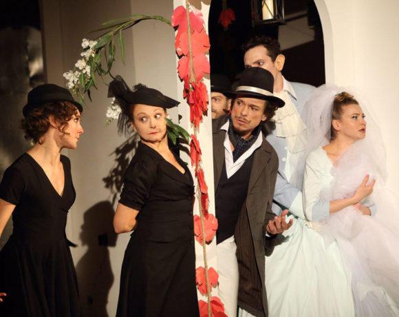 Театральный обзор: «Слуга двух господ», Школа драматического искусства