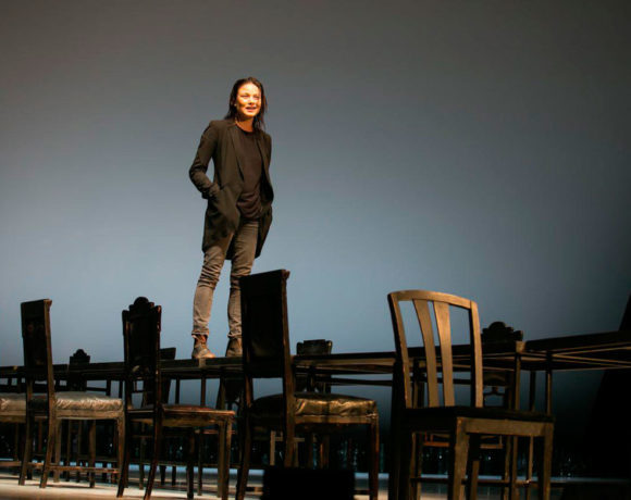 Во имя отца и сына Гамлетов: премьера Юрия Бутусова на сцене Театра им. Ленсовета