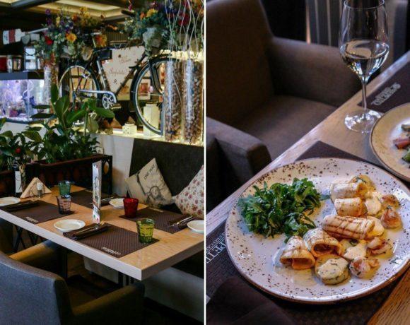 Место есть: обзор ресторана Ceretto cafe