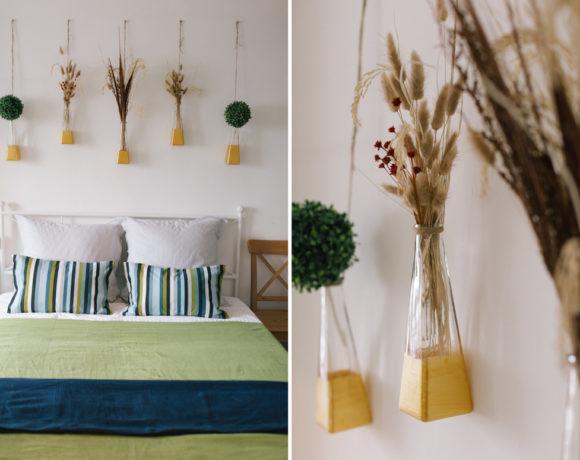 Декорирование спальни. Минимальные затраты, если проявить фантазию