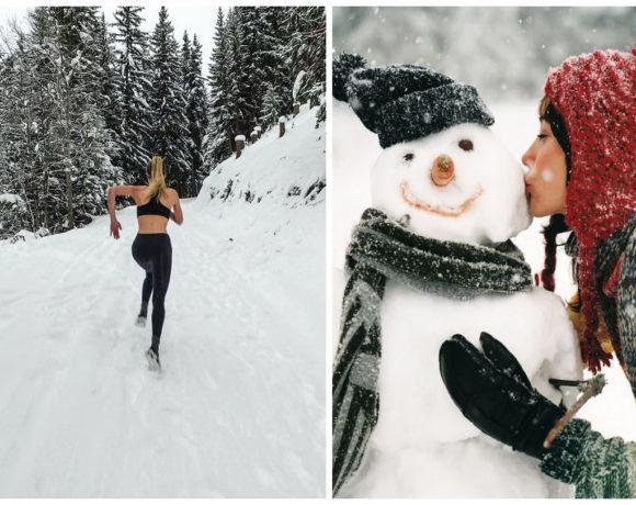 Зима, холода, спорт: как ухаживать за кожей и волосами