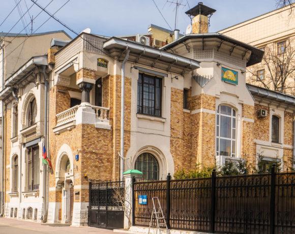 Особняк Листа. Архитектурный шедевр Льва Кекушева