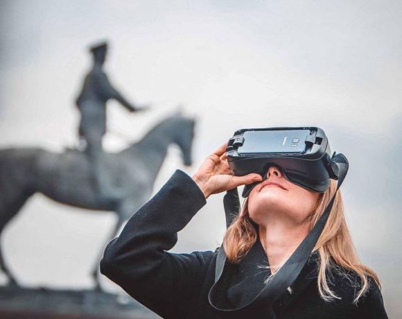 Непостроенная Москва в очках виртуальной реальности