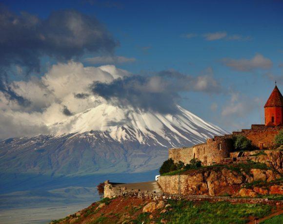 Что посмотреть в Армении зимой