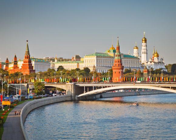 Москва глазами туриста. Топ-5 достопримечательностей